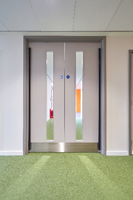 Fire Doors as Part of a Fire Safety Compliant Business