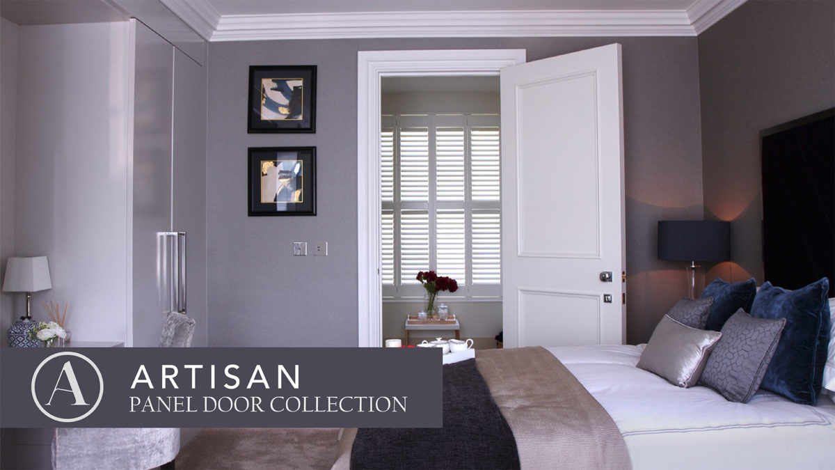 Artisan Panel Door Collection