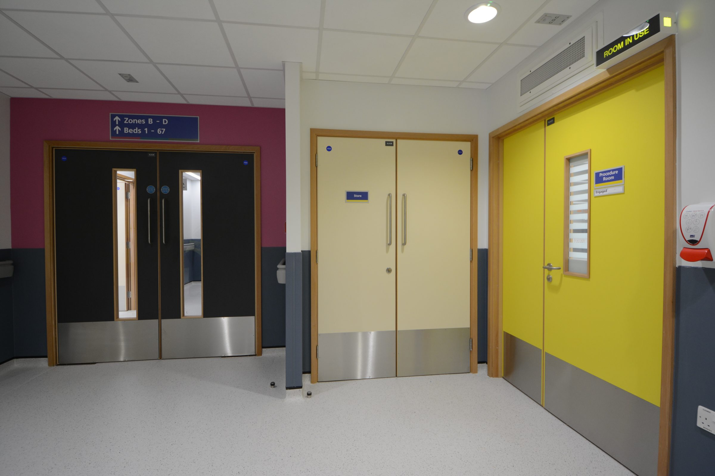 Worthing Hospital Ahmarra