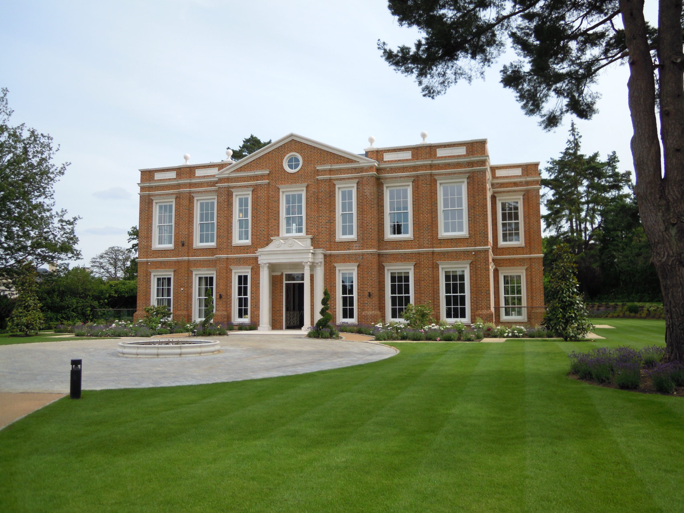Country Mansion, Wentworth Estate