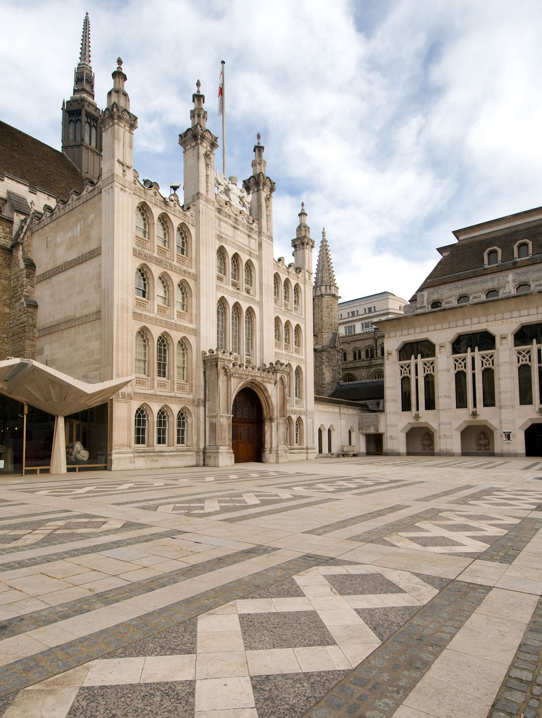 The London Guildhall