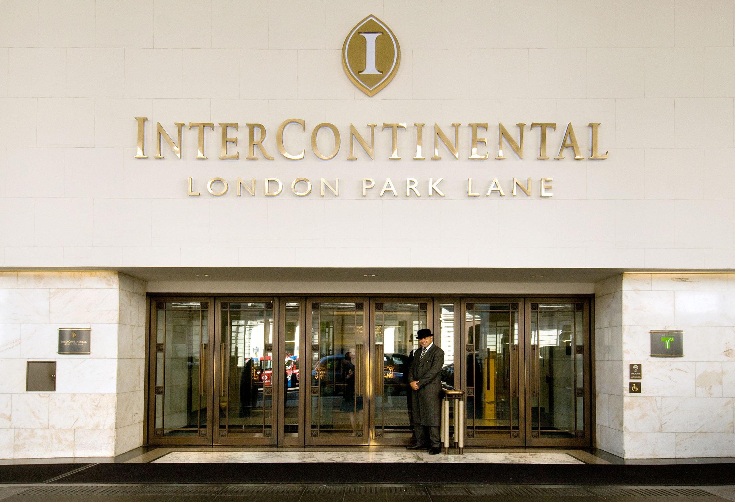 InterContinental Hotel, Park Lane