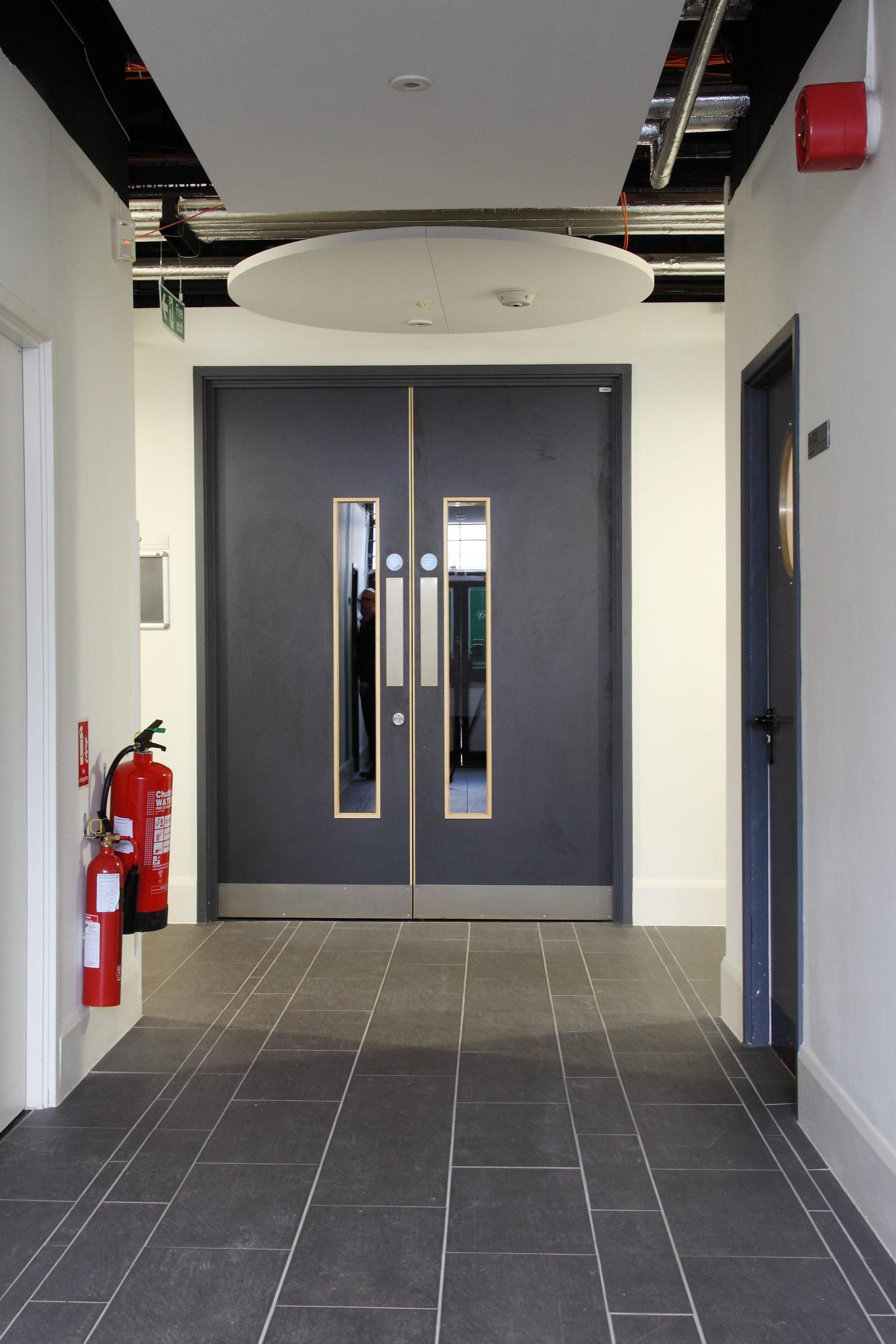 Internal Doorsets Solent University Classroom Doors