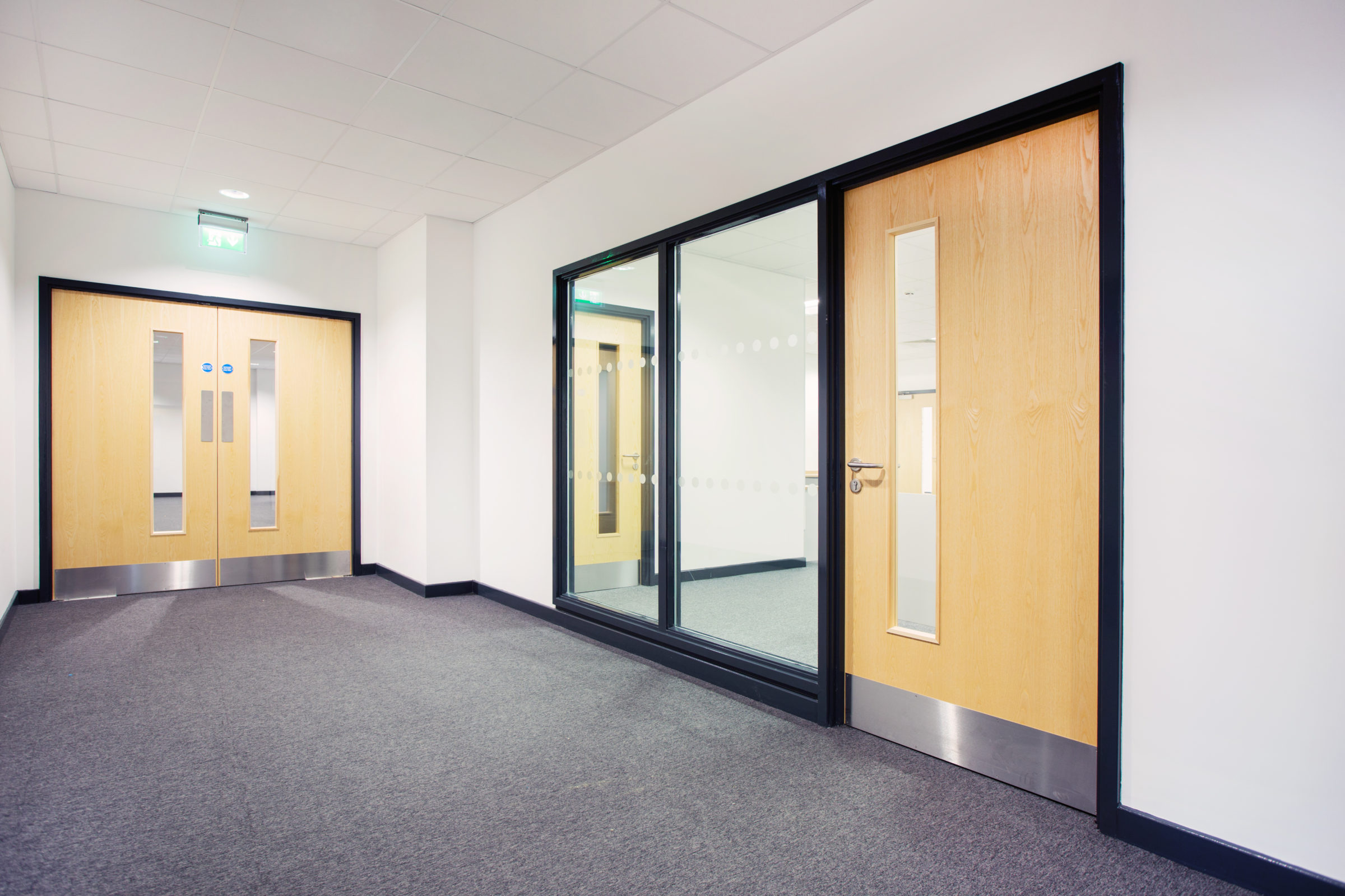 "Ahmarra supply doorsets to England's first ""new"" grammar school in Kent"