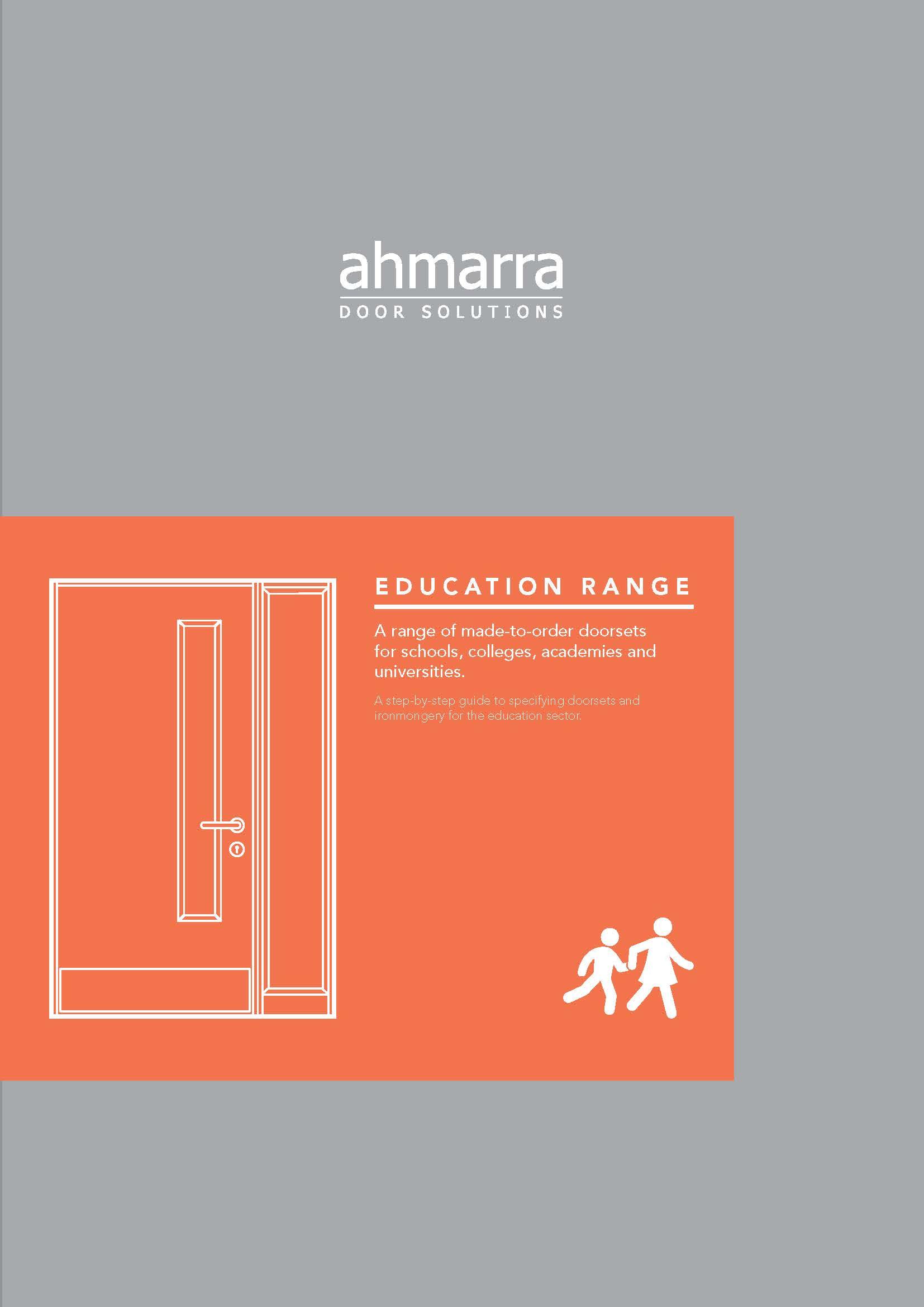 Education Range Brochure | Ahmarra Door Solutions