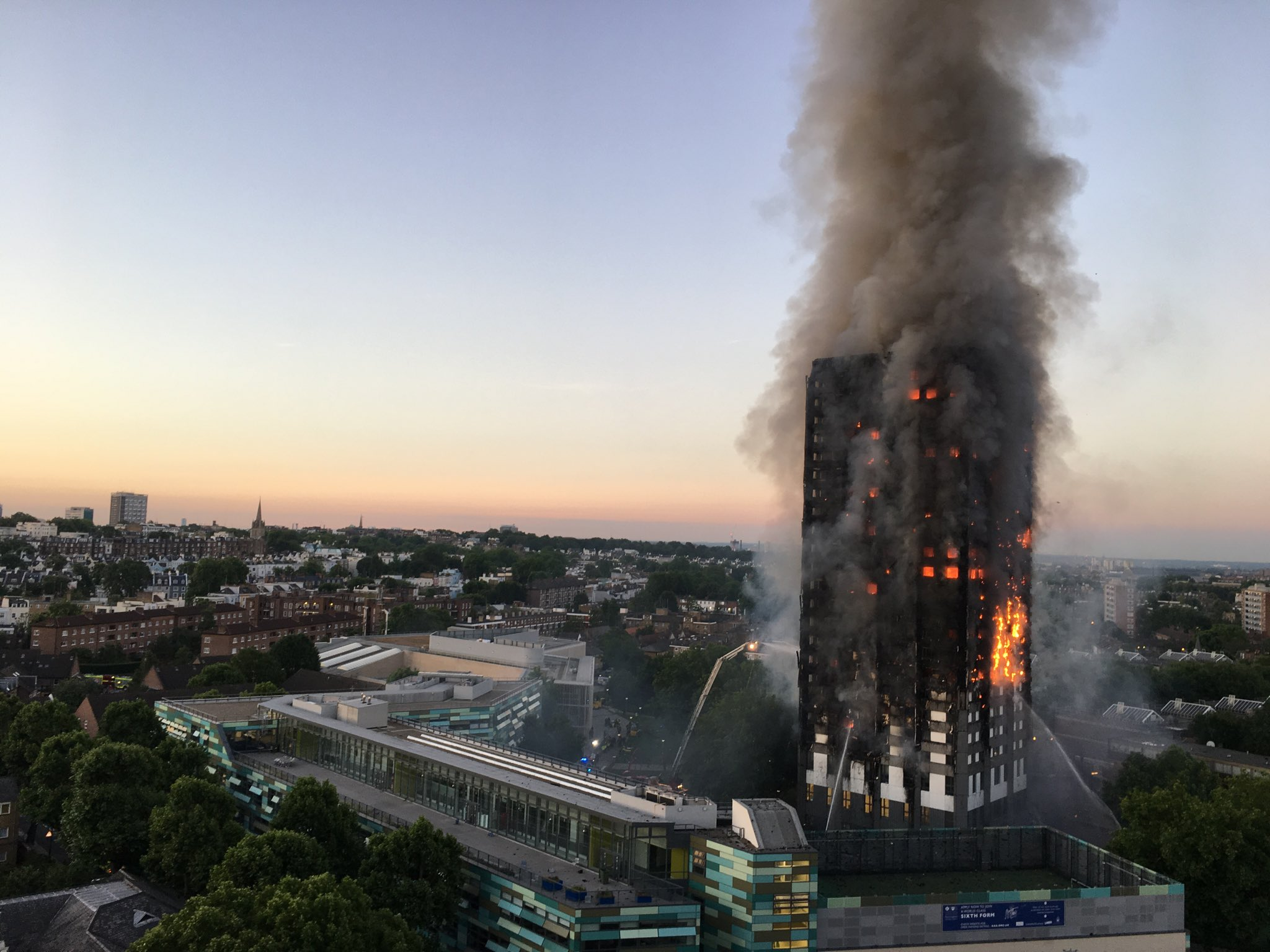 Ahmarra's response to the fire door issue identified at Grenfell Tower