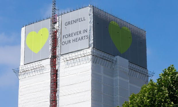 Grenfell Anniversary: Forever in our hearts