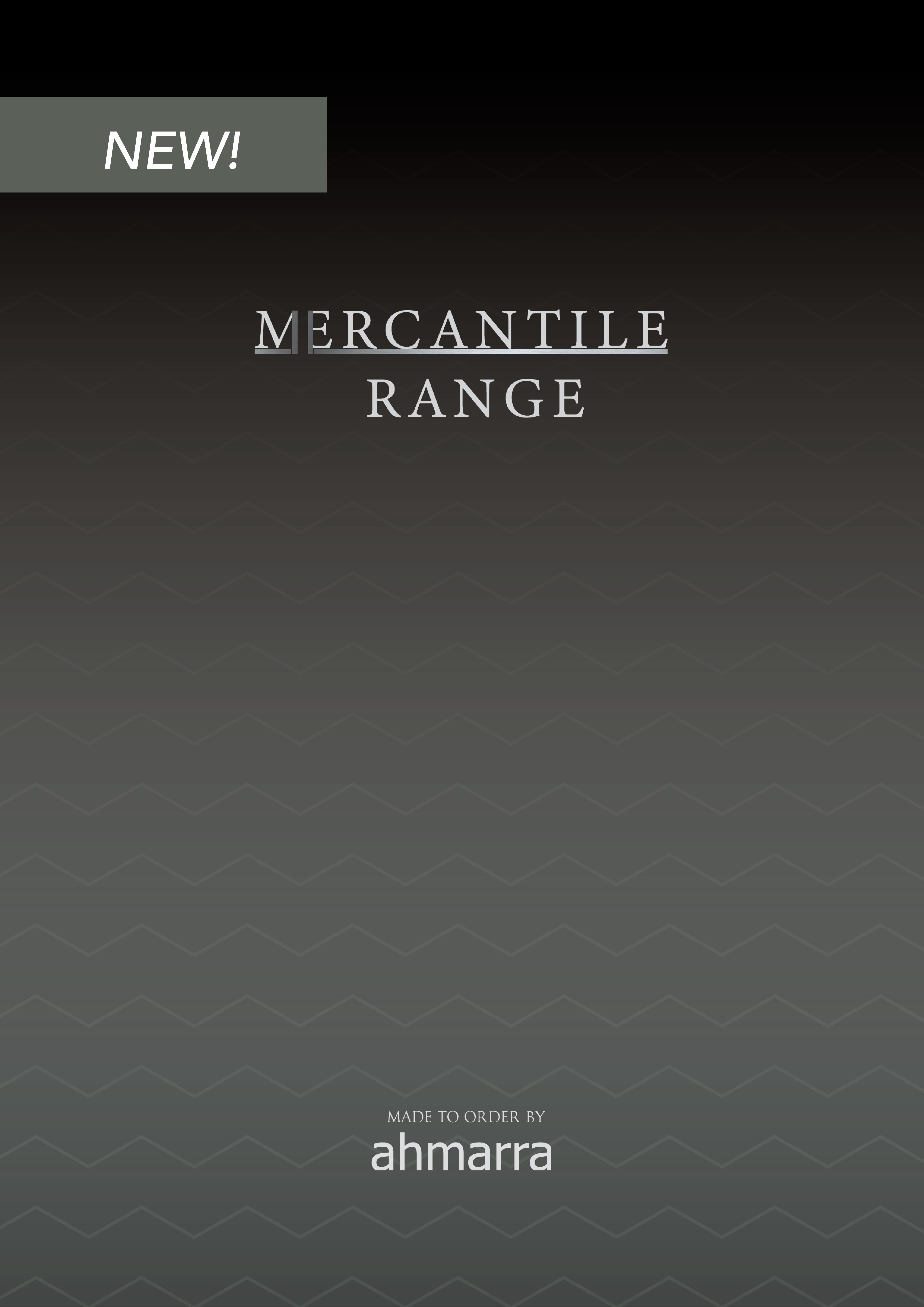 Mercantile Range Brochure | Ahmarra Door Solutions